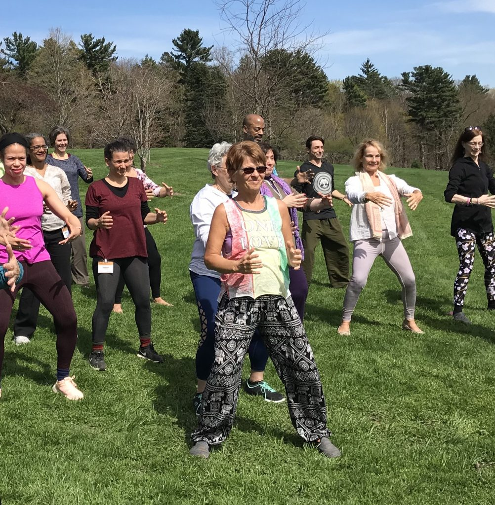 Qigong teacher Kripalu Qigong Yoga